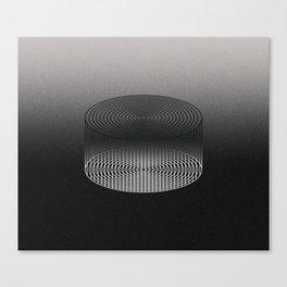 Grey Matter Canvas Print