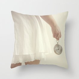 It All Happen So Fast Throw Pillow