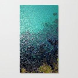 Jeju, Sea Canvas Print