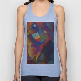 The Rocks by the Lighthouse Unisex Tank Top