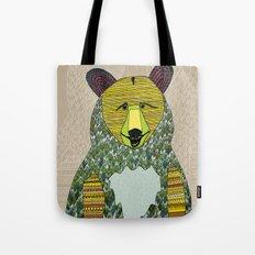 Hello, Bear Tote Bag