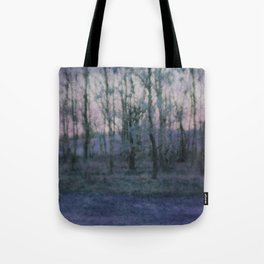 Unknown Land Tote Bag