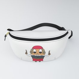 Pirate Egg Fanny Pack
