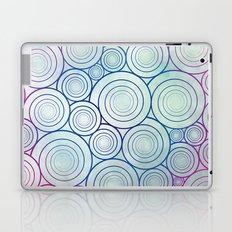 A Plethora of Curls Laptop & iPad Skin