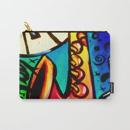 Sax and keys Carry-All Pouch