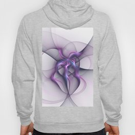 Abstract Angel Fractal Art Hoody