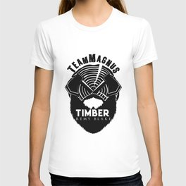 TIMBER By Remy Blake T-shirt