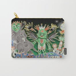 elephant kichina Carry-All Pouch