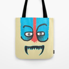 Hello teeth! Tote Bag