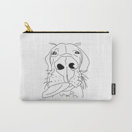 dane with attitude Carry-All Pouch