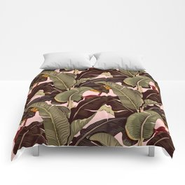 martinique pattern Comforters