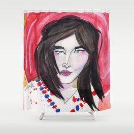 Björk Shower Curtain