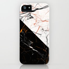 Marble Mirror iPhone Case