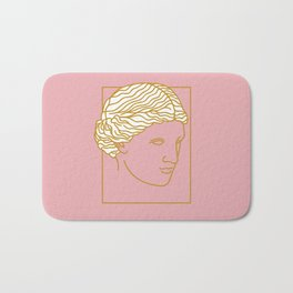 Aphrodite Face Bath Mat