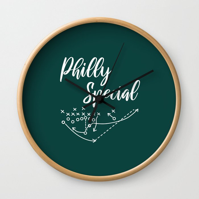 Philly Special Wall Clock