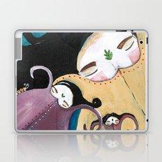 Sleeping Bhoomies Laptop & iPad Skin