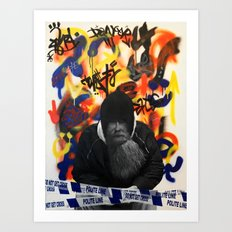 The Issue Art Print