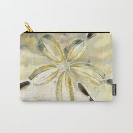 Dollar in the Sand Carry-All Pouch