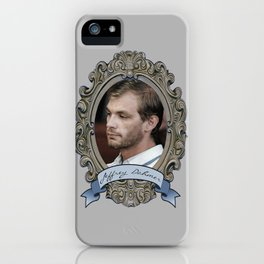 Jeffrey Dahmer iPhone Case