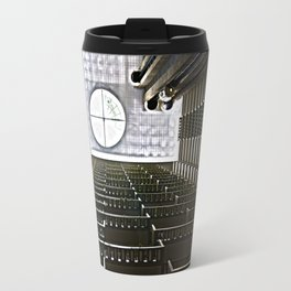 The Hyatt in downtown Atlanta, GA Travel Mug