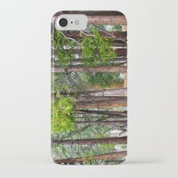 forrest iPhone & iPod Cases featuring Forrest by Savannah Ault