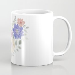 HeArt Floral Coffee Mug
