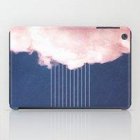 rain iPad Cases featuring Rain by SUBLIMENATION