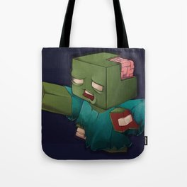 VOXEL UNDEAD Tote Bag