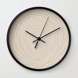 Vestigĭum #3 Wall Clock