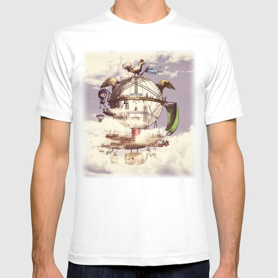 Drifting Through the Clouds T-shirt
