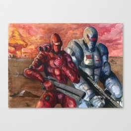 The Doomsday Squad Canvas Print