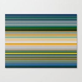 Trinity - Swipe #4 Canvas Print