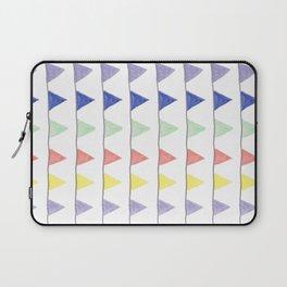 Cheerful pennants Laptop Sleeve