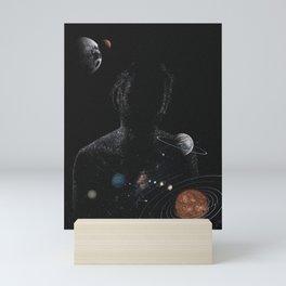Man of the Universe Mini Art Print
