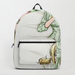 Lucy bed Backpack