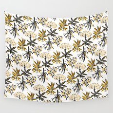 Herbal Apothecary Wall Tapestry