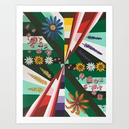 Into Summer Art Print