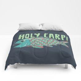 Holy Carp! Comforters