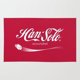 Brand Wars: Han Solo Rug
