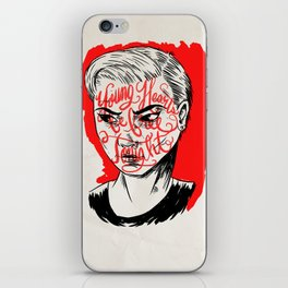 Young Turks iPhone Skin