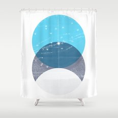 Eclipse IV Shower Curtain