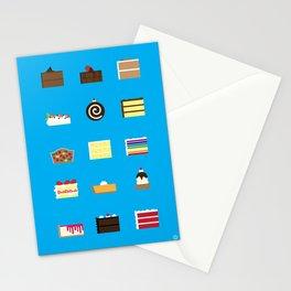 Cake 2 Stationery Cards