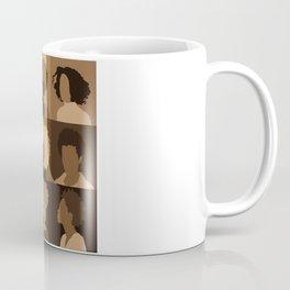 FOR BROWN GIRLS COLLECTION COLLAGE Coffee Mug