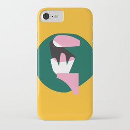 Days in the tropics iPhone Case