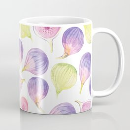 Watercolor Figs Coffee Mug
