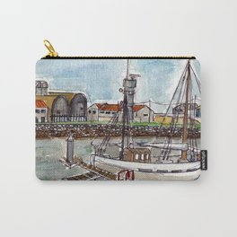 The Harbour, Figueira Da Foz, Portugal Carry-All Pouch