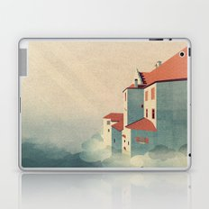 Castle in the Sky Laptop & iPad Skin