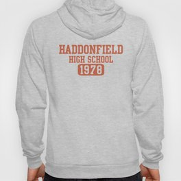 HADDONFIELD HIGH SCHOOL 1978 Hoody