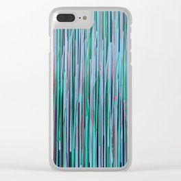 Blues Clear iPhone Case