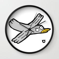 003_bird Wall Clock